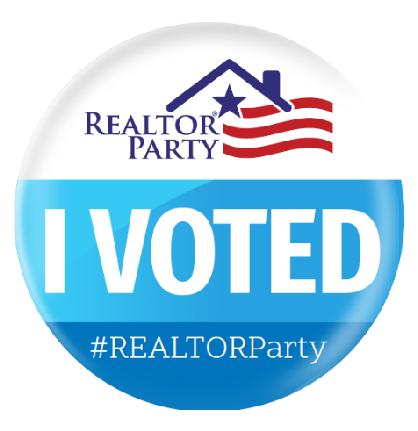 Realtor Party I Voted SAAR AZ
