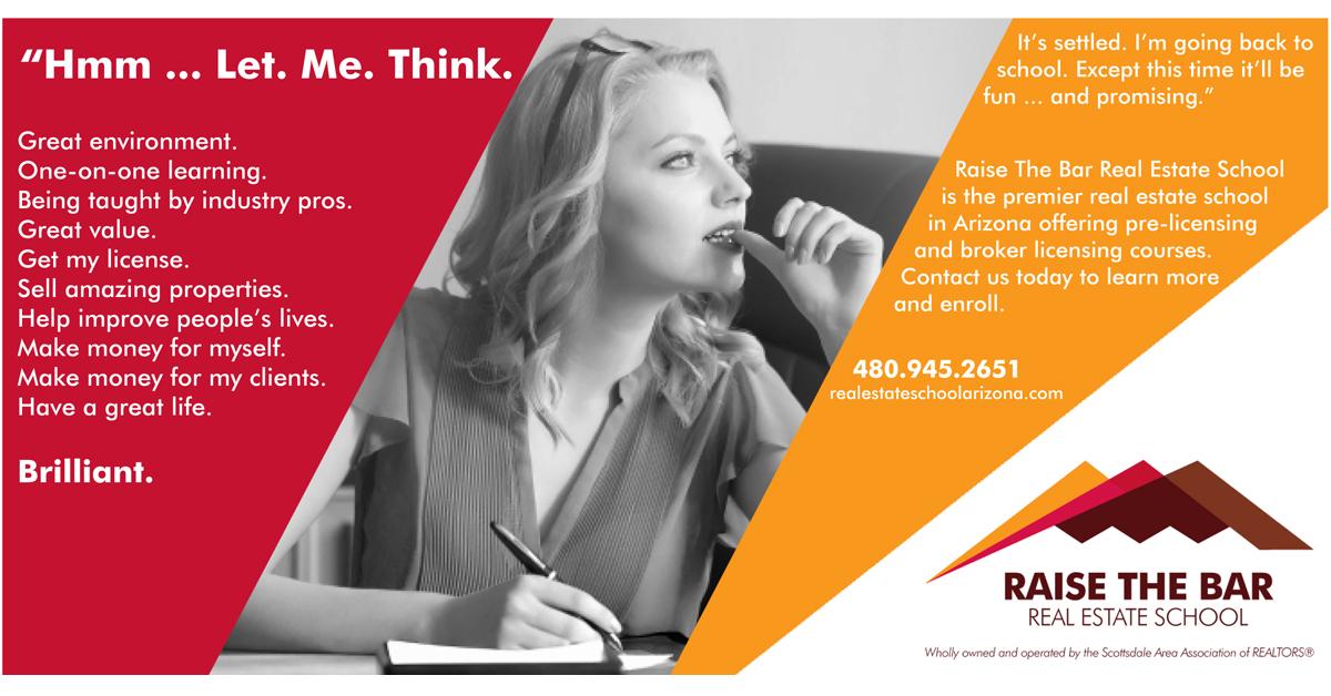 Pre-Licensing Classes - Scottsdale Area Association of REALTORS®
