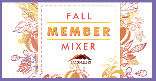 Fall Member Mixer