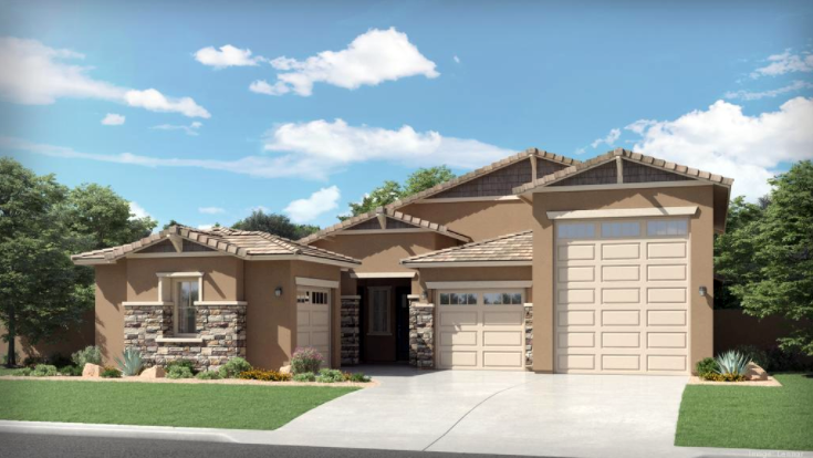 Lennar multi-gen with RV garage available March 2021